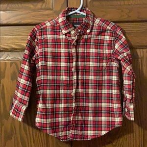Carter's 3T button down